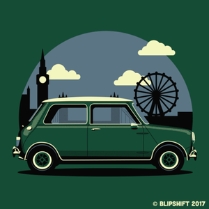 blipshift: Greetings From England