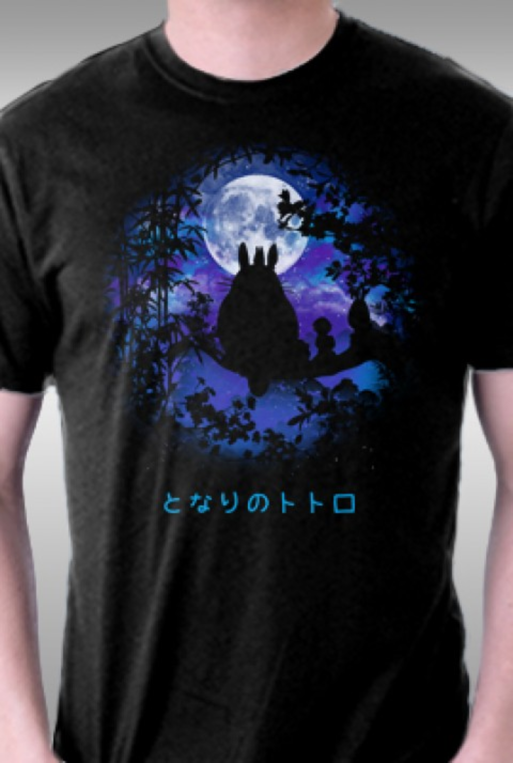 TeeFury: Under the Moon