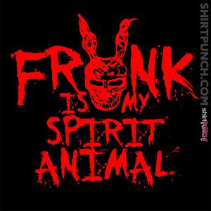 ShirtPunch: Frank Is My Spirit Animal