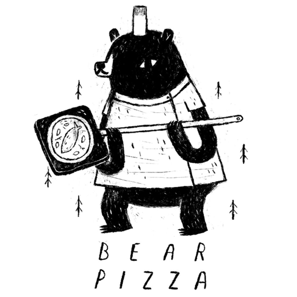 NeatoShop: bear pizza