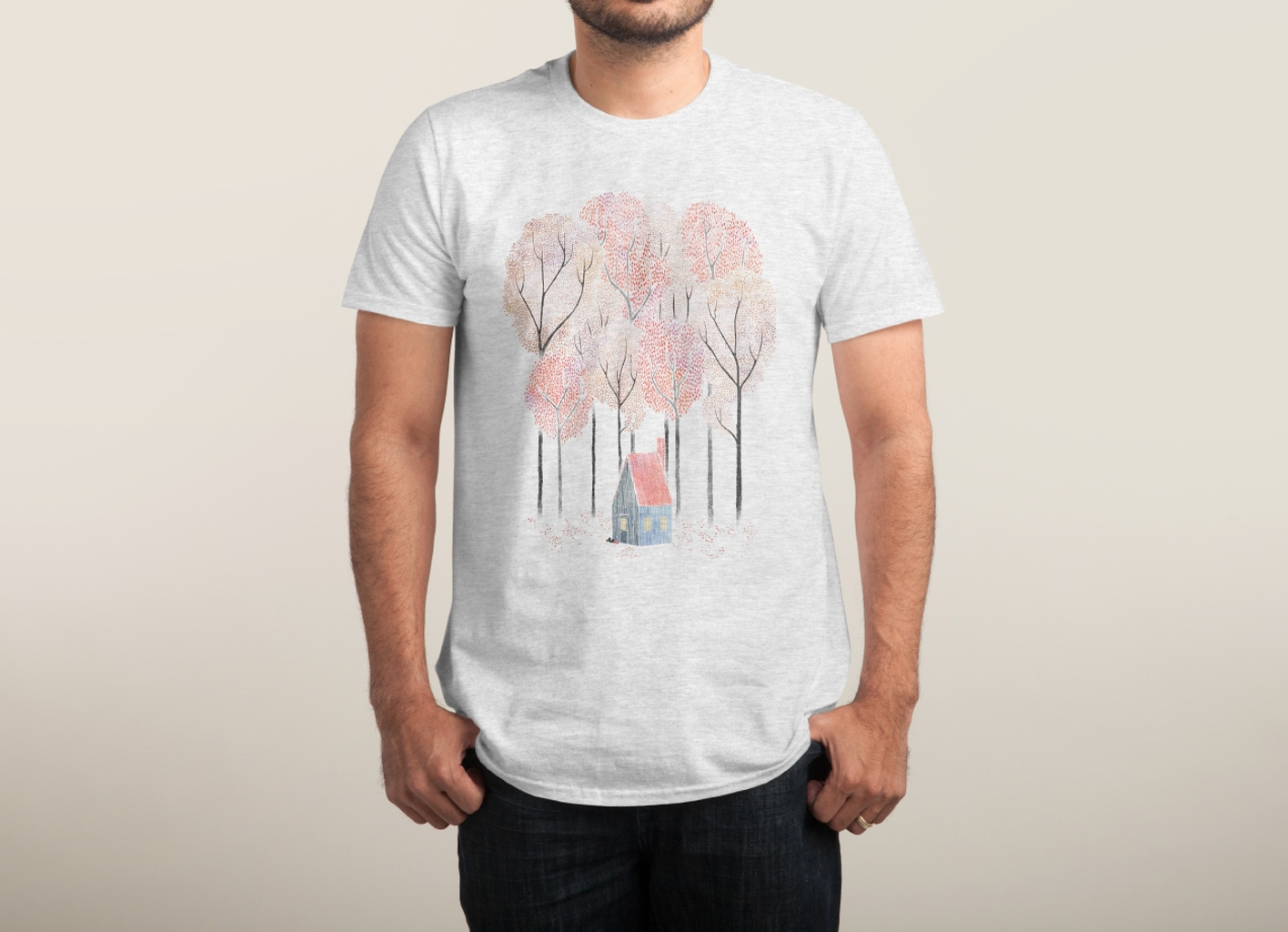 Threadless: Our Cabin