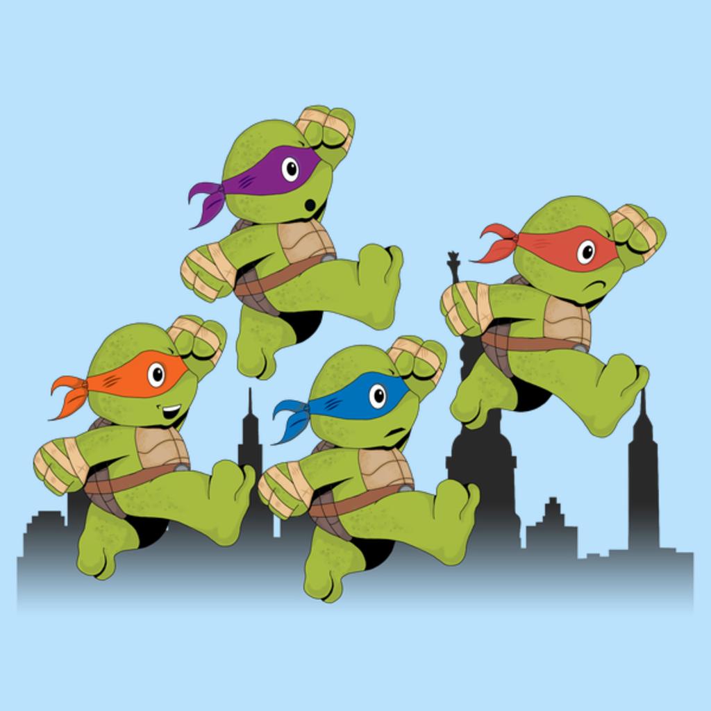 NeatoShop: Super turtle bros