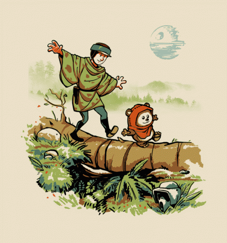 BustedTees: Wok This Way