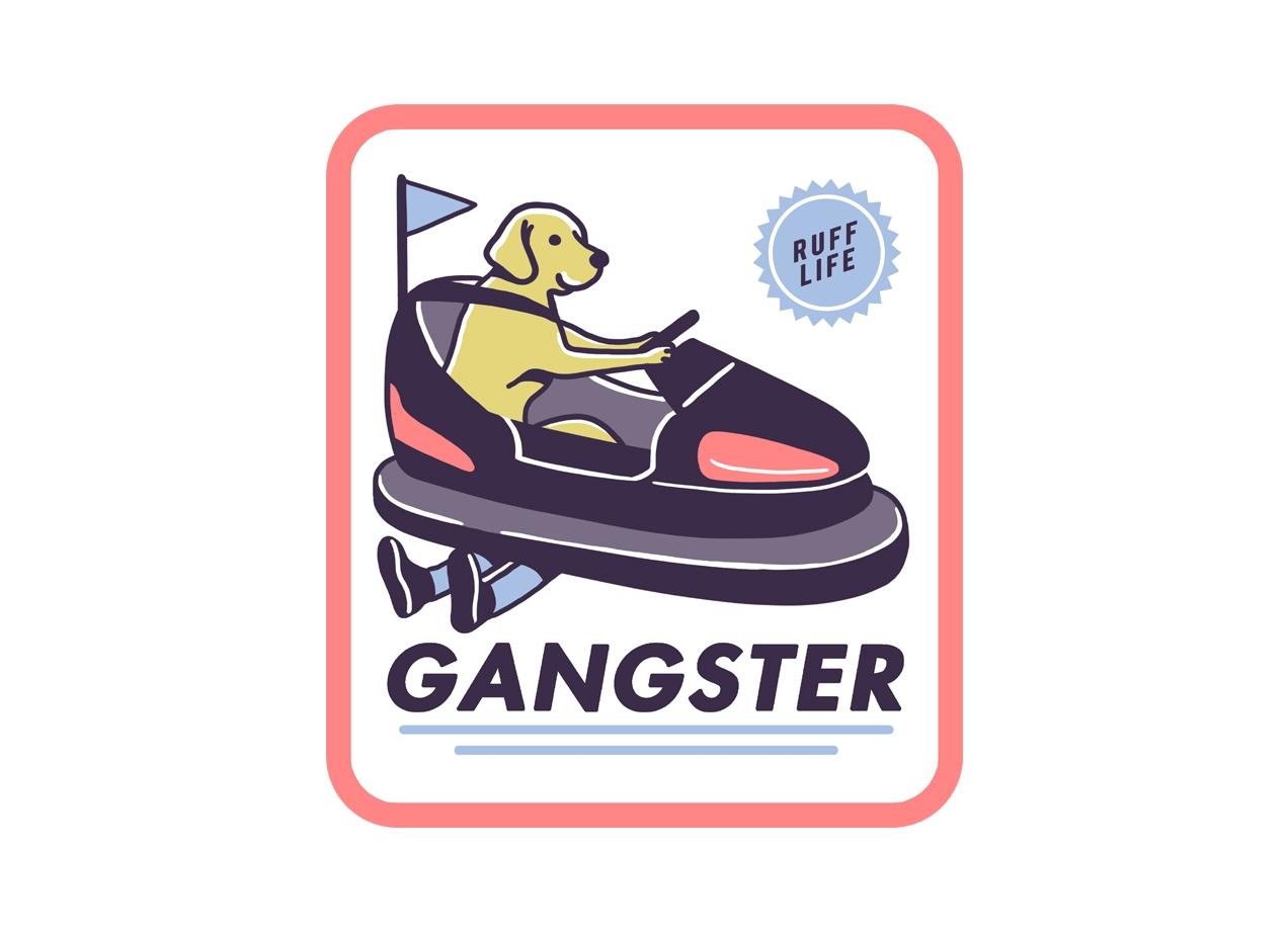 Threadless: GANGSTER