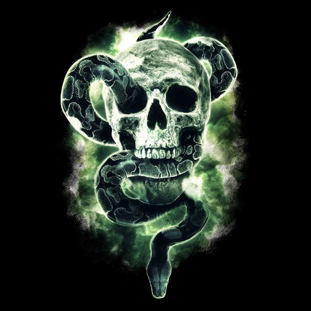 Once Upon a Tee: The Dark Mark