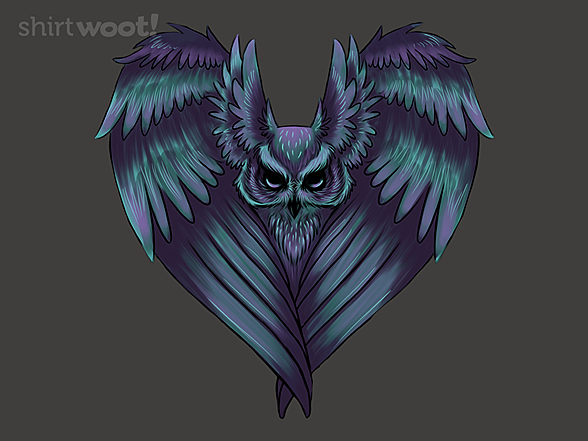 Woot!: Owl Heart