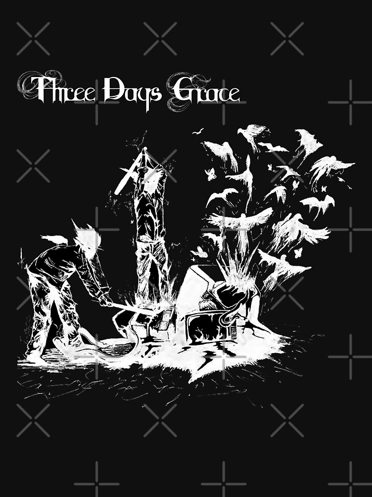 RedBubble: Three days of grace