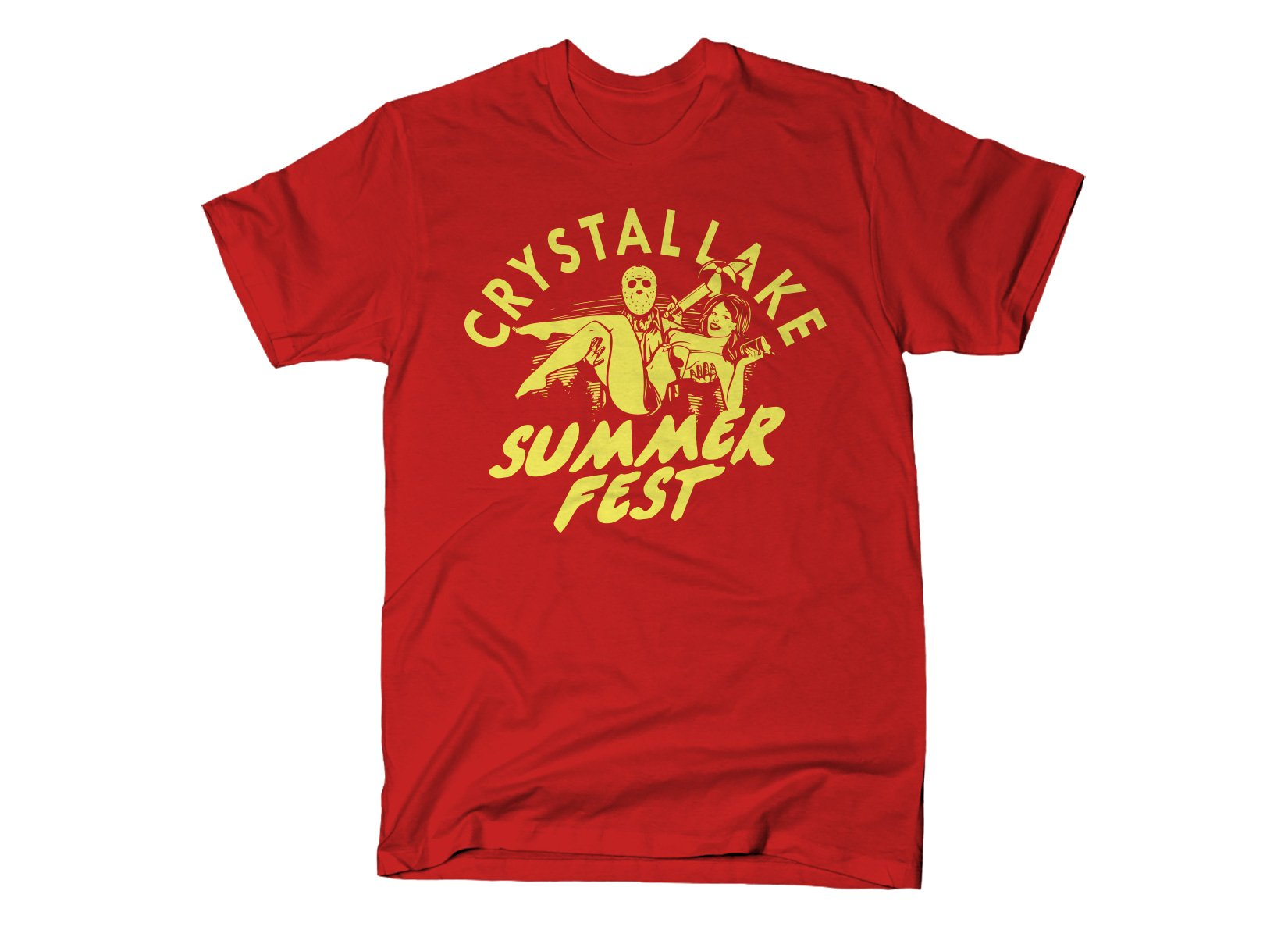 SnorgTees: Crystal Lake Summer Fest
