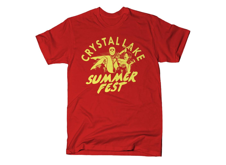 SnorgTees: Crystal Lake Summer Fest