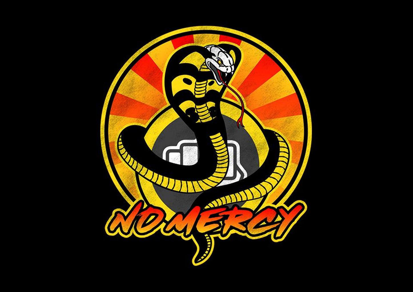 TeeFury: No Mercy
