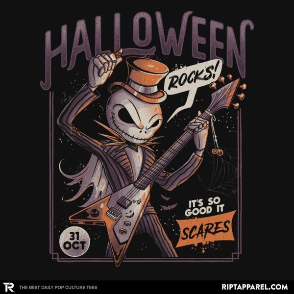 Ript: Halloween Rocks