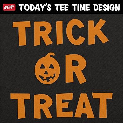 6 Dollar Shirts: Trick Or Treat