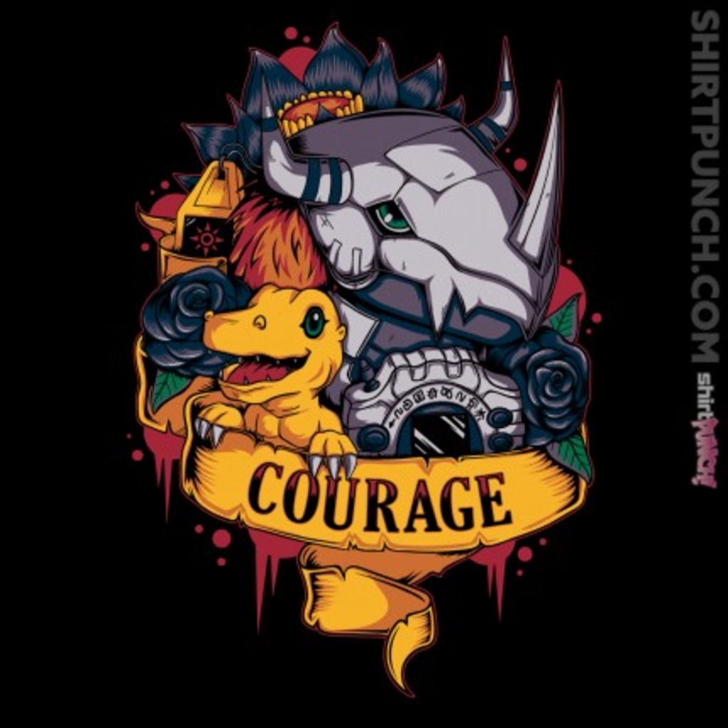 ShirtPunch: Digital Courage