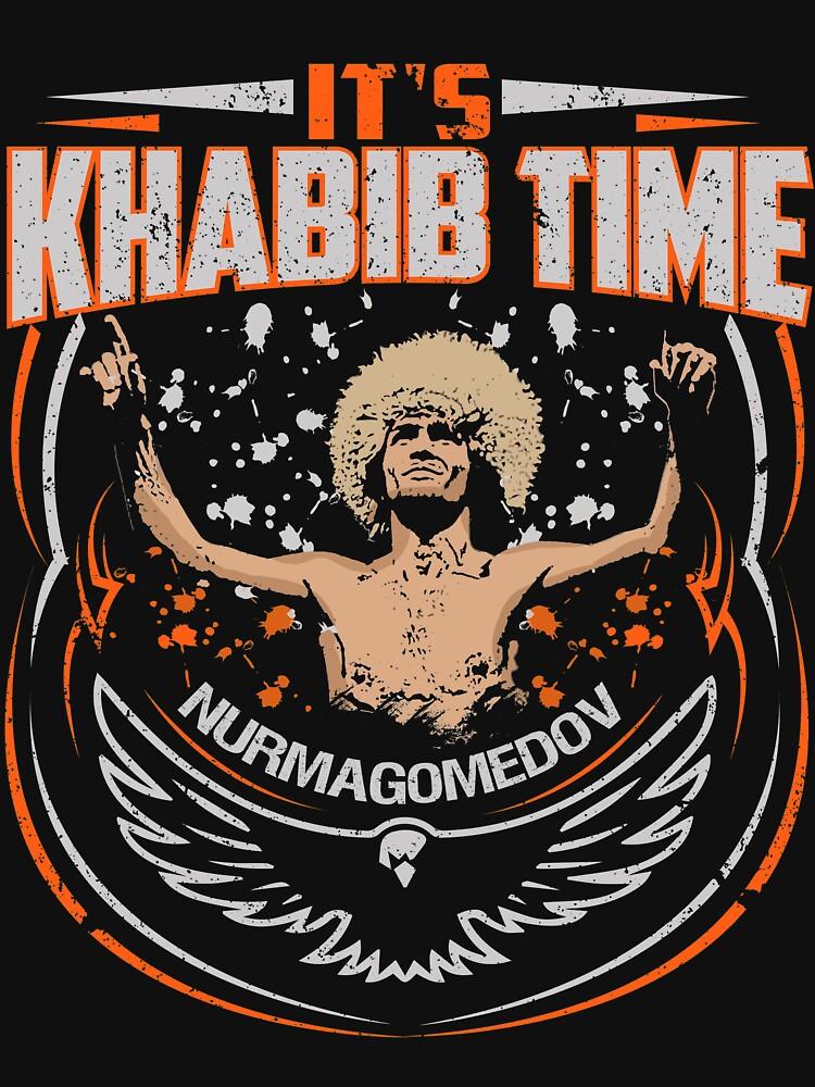 RedBubble: Khabib Nurmagomedov