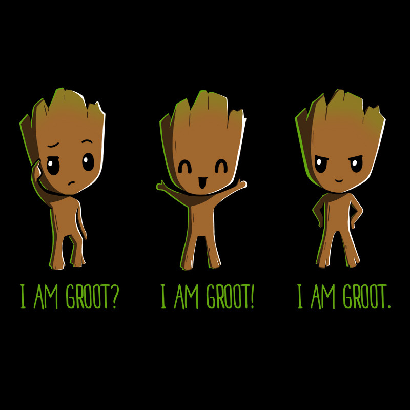 I Am Groot I Am Groot from TeeTur...