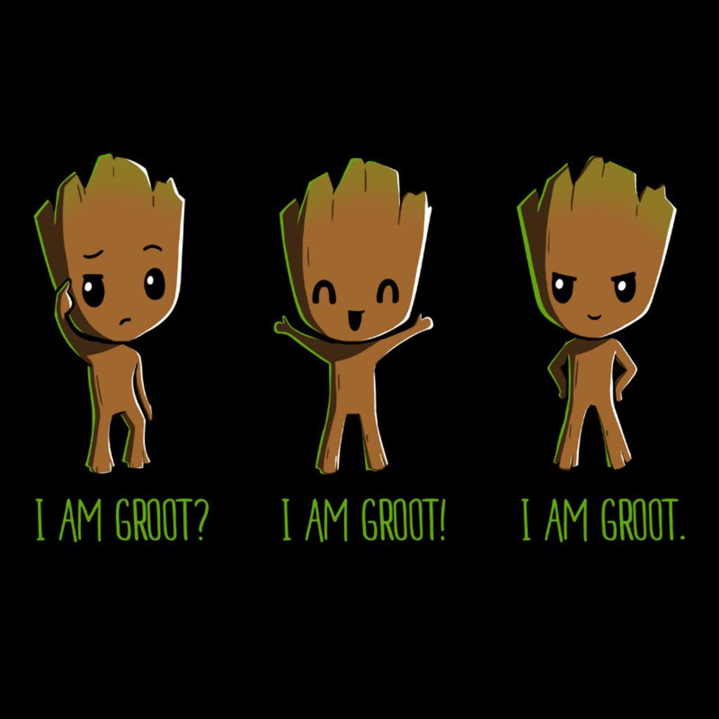 TeeTurtle: I Am Groot