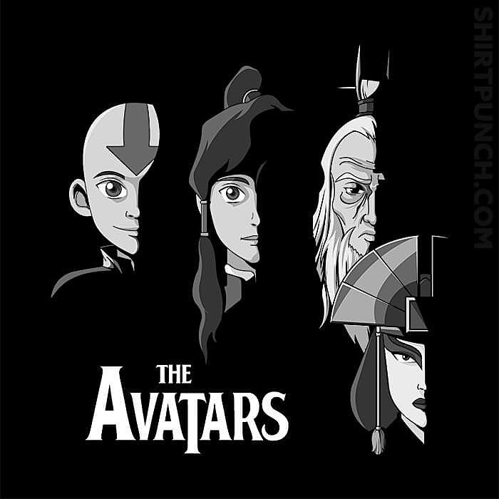 ShirtPunch: The Avatars