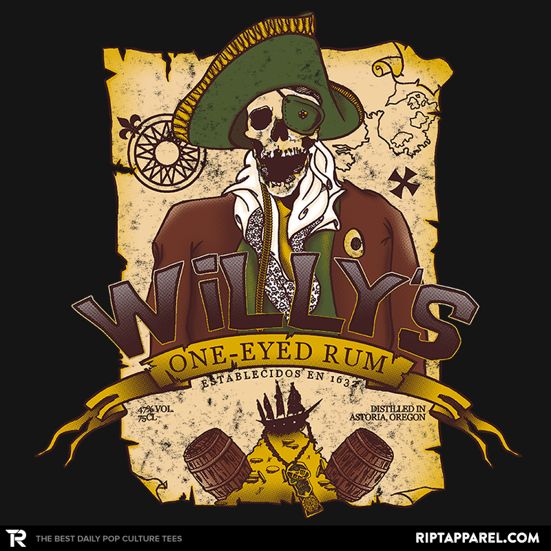 Ript: Willy's One-Eyed Rum