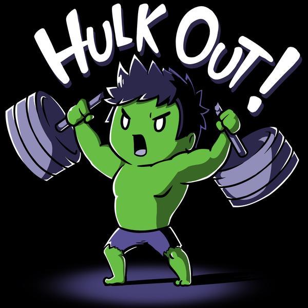 TeeTurtle: Hulk Out!