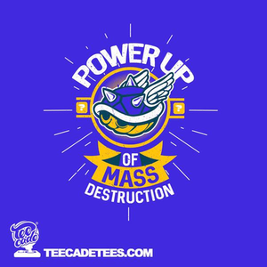 Teecade: Blue Shell Power