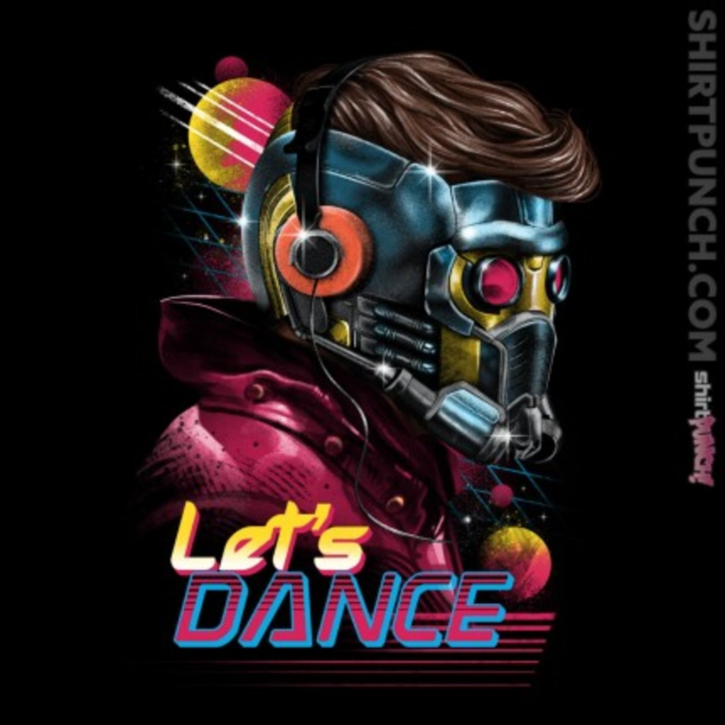 ShirtPunch: Dance Lord