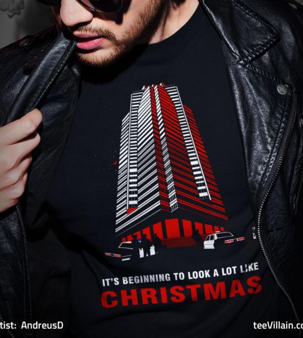 teeVillain: A Lot Like Christmas