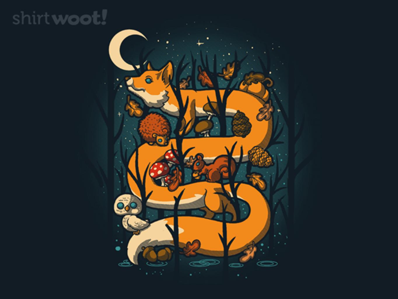 Woot!: Night Fall Animals