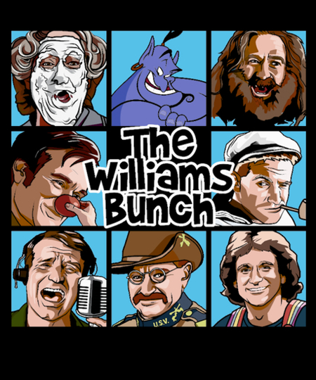 Qwertee: The Williams Bunch