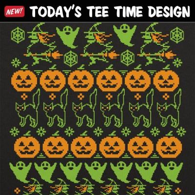 6 Dollar Shirts Halloween Sweater