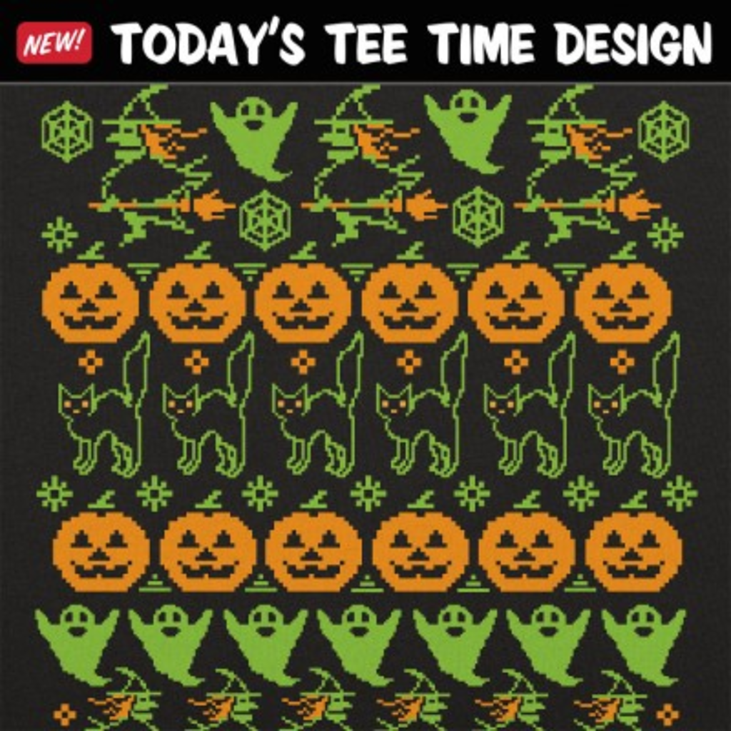 6 Dollar Shirts: Ugly Halloween Sweater