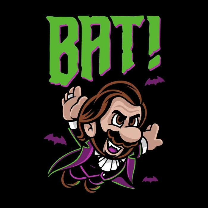 Once Upon a Tee: Bat