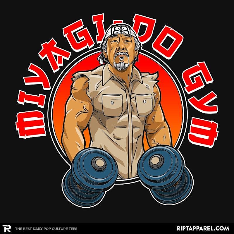 Ript: Miyagi-Do Gym