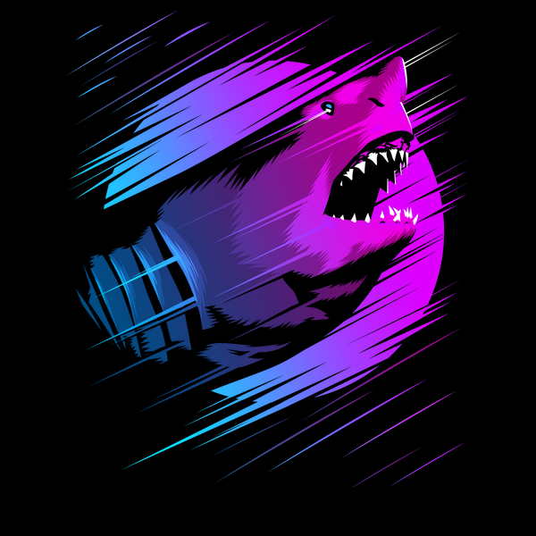 NeatoShop: Rising Shark