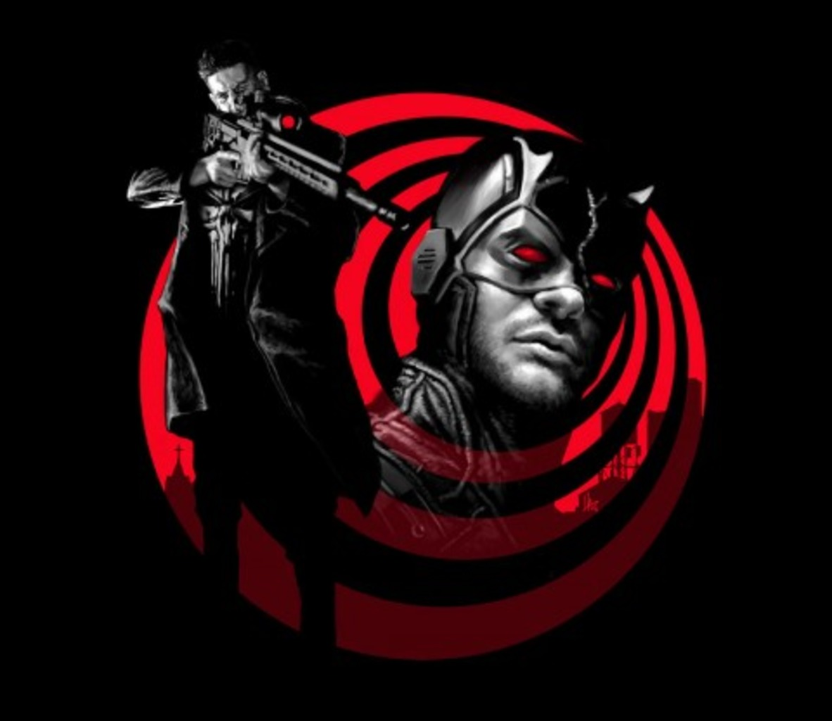 TeeFury: Devil in the Line of Fire