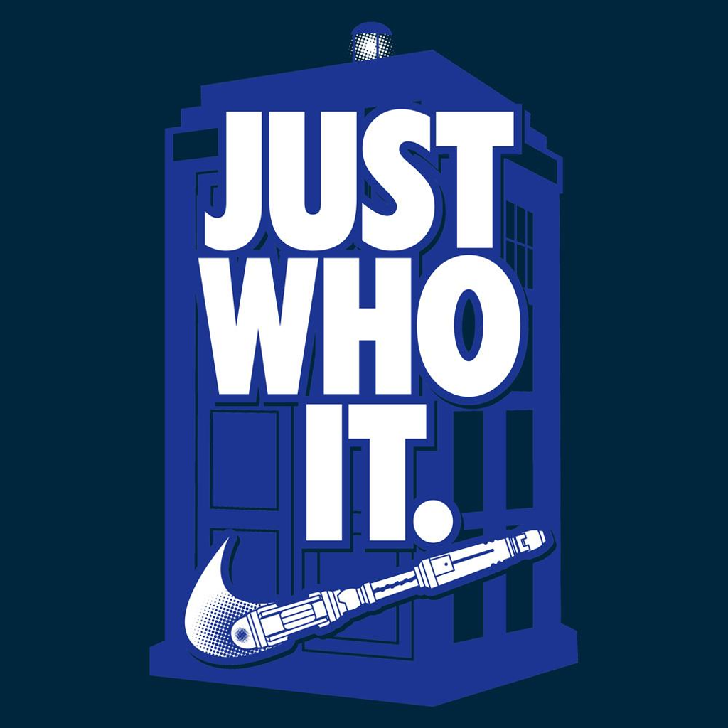 Blue Box Tees: Just Who It