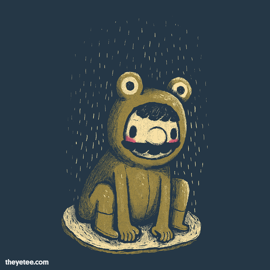 The Yetee: the life of a frogman