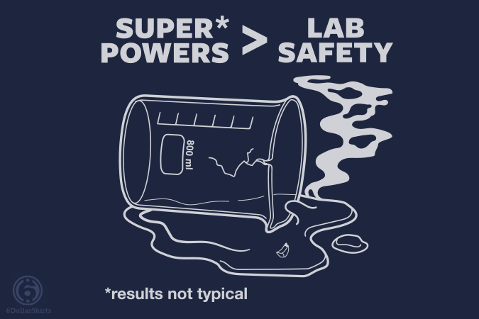 6 Dollar Shirts: Lab Safety