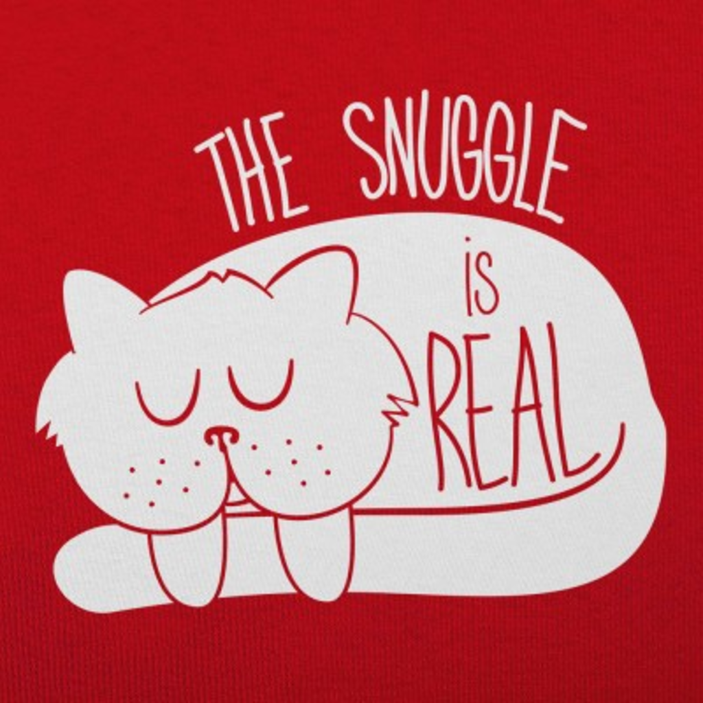 6 Dollar Shirts: The Snuggle Is Real