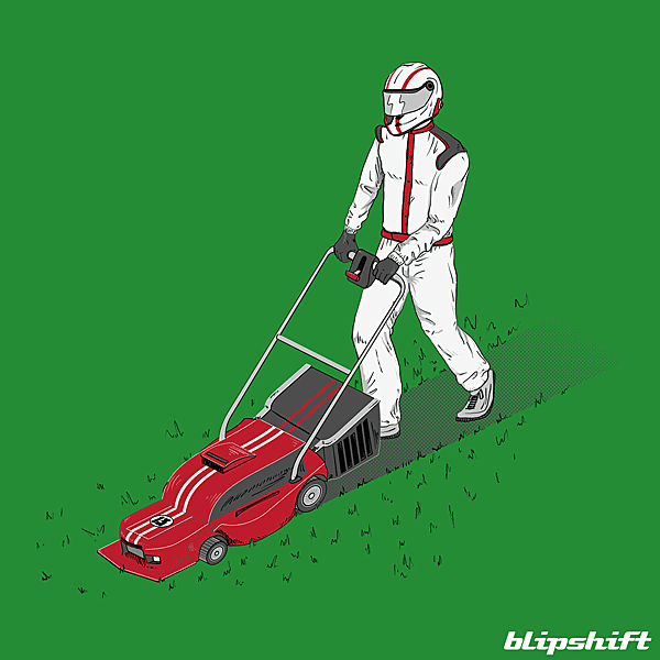 blipshift: Out For A Mow