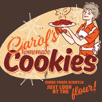 GraphicLab: Carol's Cookies