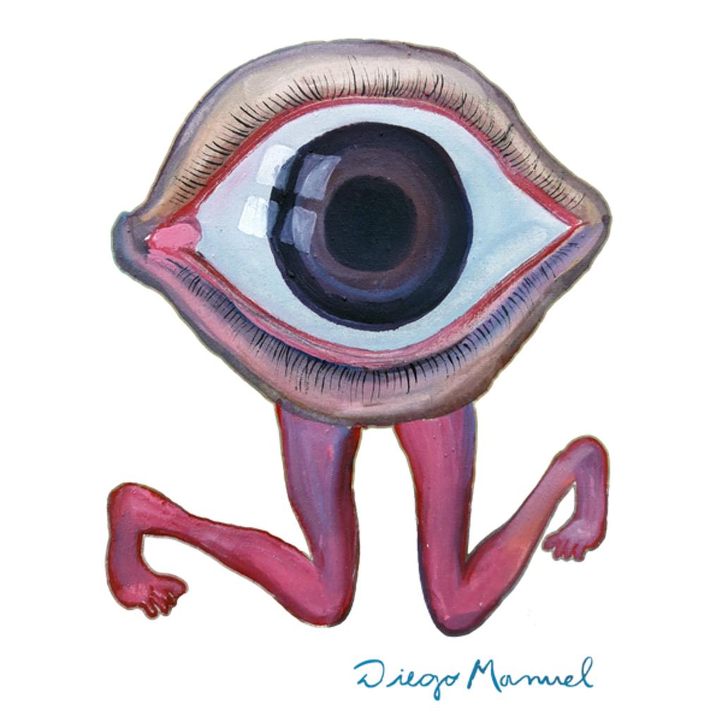 NeatoShop: Eye with legs