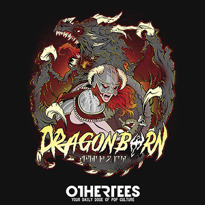 OtherTees: Dragon Slayer