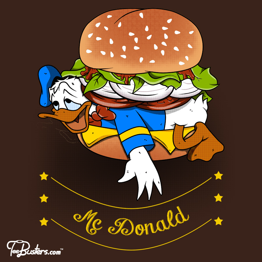 TeeBusters: MC-Donald