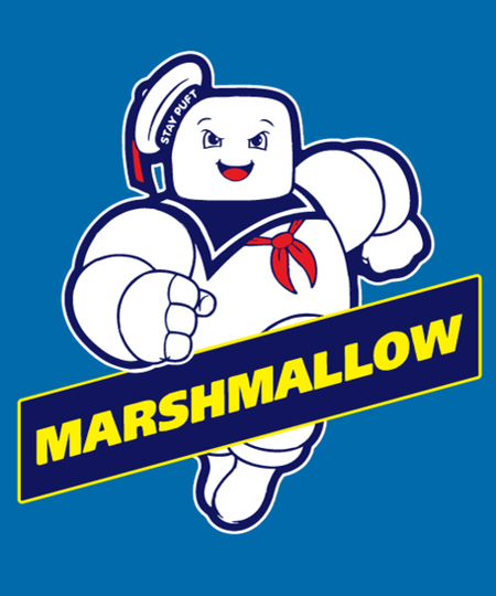 Qwertee: Marshmallow