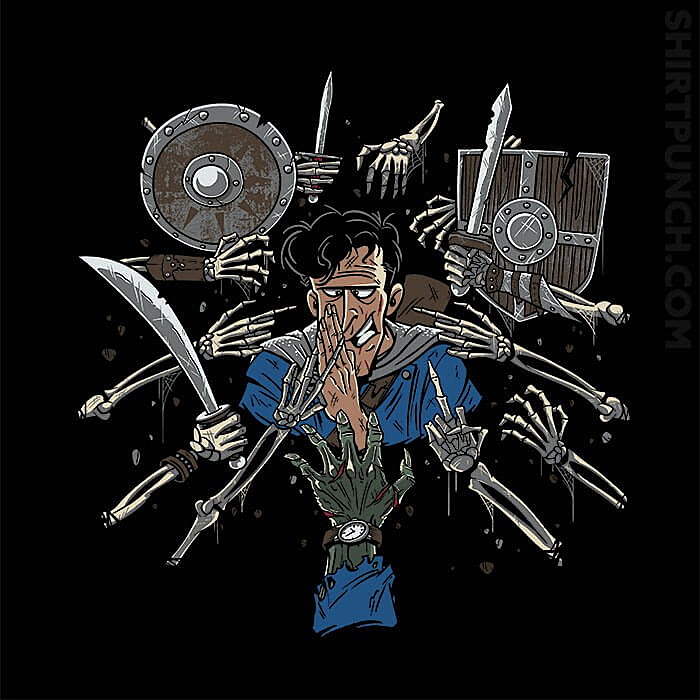 ShirtPunch: Ashwick