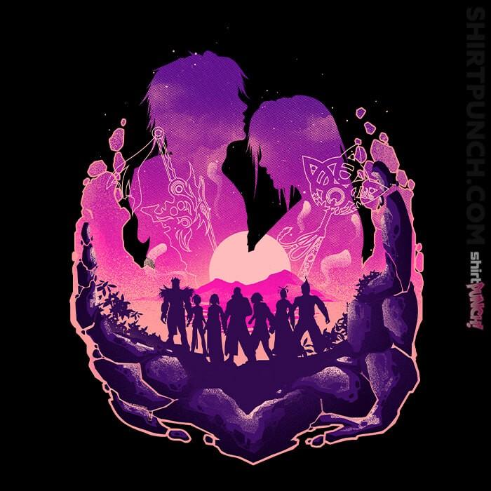 ShirtPunch: Fantasy Ten