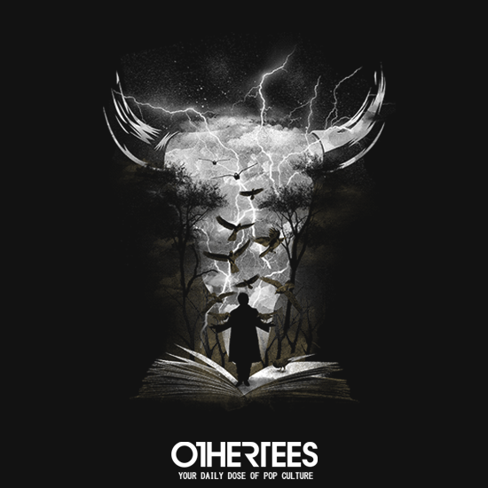 OtherTees: Book of Gods