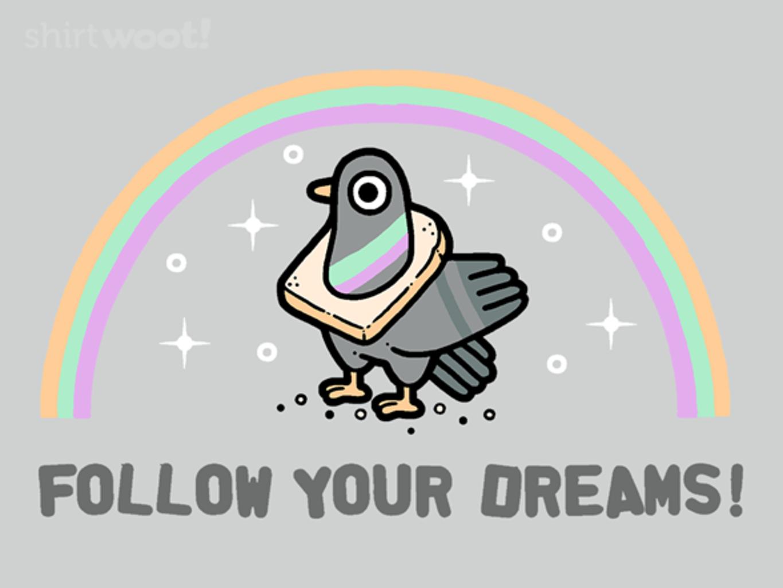 Woot!: Pigeon Dreams
