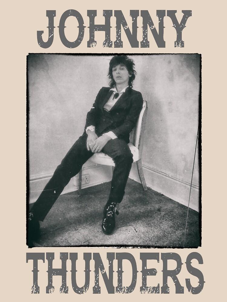 RedBubble: Johnny Thunders