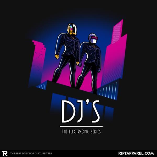 Ript: DJ'S The Electronic Series